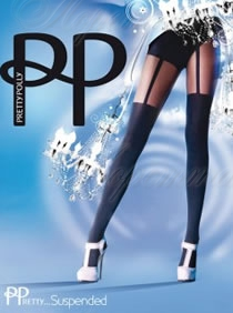Pretty Polly Akq2 Suspender