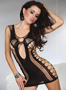Платье из сетки Anshula