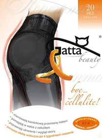 Gatta Bye Cellulite GB 20 Den