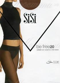 Sisi Be Free 20 Vita Bassa