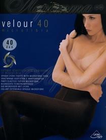 Omsa Velour 40