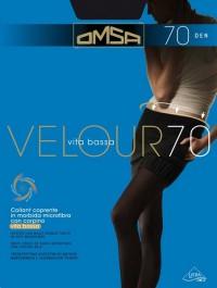 Omsa Velour 70 Vita Bassa