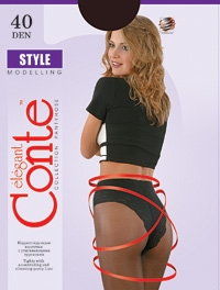 Conte Style 40 ден
