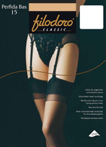 Filodoro Perfida 15 bas чулки