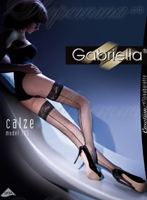 Gabriella Calze Kabarette 155