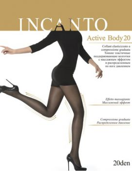 Incanto Active Body 20 Den
