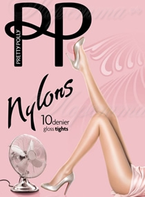 Pretty Polly Af83 Nylon Tights