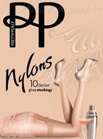 Pretty Polly Af84 Nylon