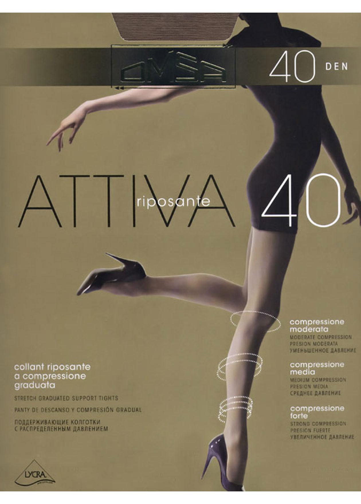 Omsa Attiva Riposante 40