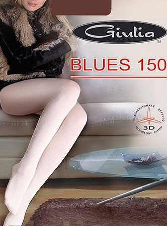 Giulia Blues 150 3D