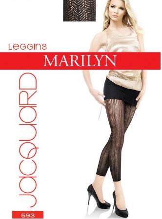 Marilyn Leggins ZG 593 (леггинсы в сеточку)