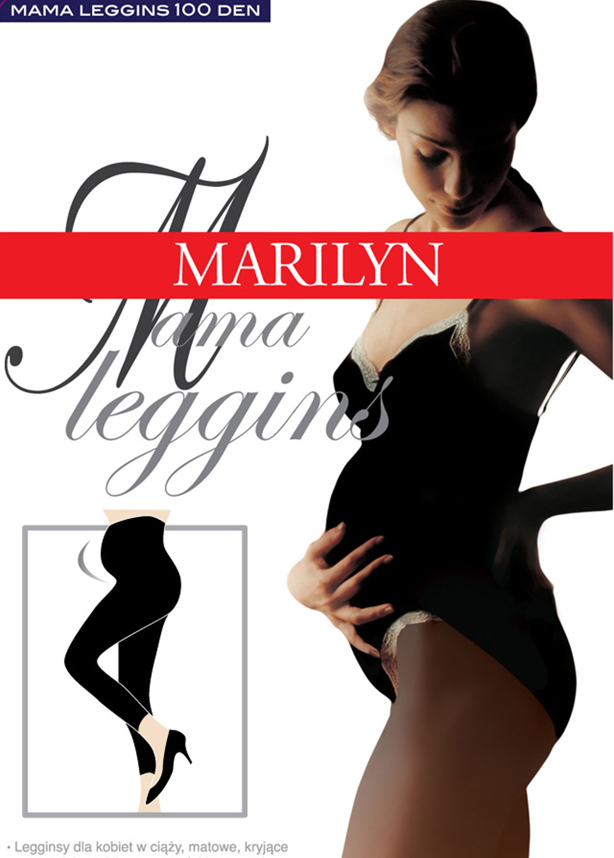 Marilyn Mama 100 Leggins