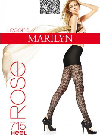 Marilyn Rose Heel