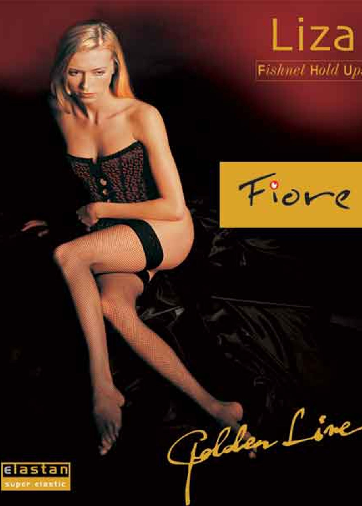 Fiore Lisa Fishnet