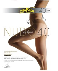 Omsa Nudo 40 Vita Bassa